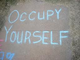 occupyyourselfchalk